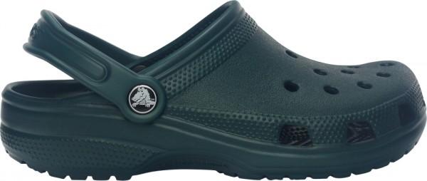 Crocs Classic Clogs (Evergreen)