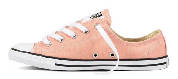 Converse Chucks Taylor All Star Ox Dainty Damen Sneaker 559832C (orange)