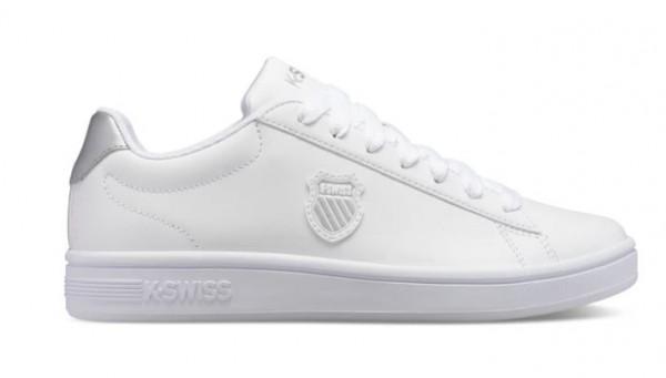 K-Swiss Court Shield Damen Sneaker 96599 (Weiß 110)