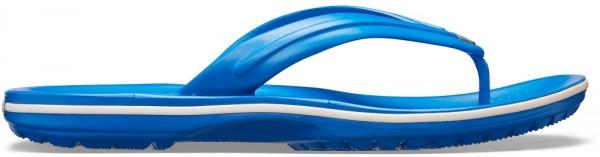 Crocs Crocband Flip Zehentrenner (Bright Cobalt/White)