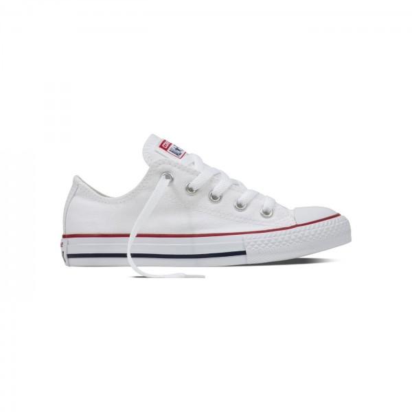 Converse Chucks Taylor All Star Low Kinder Sneaker 3J256 (Weiß)