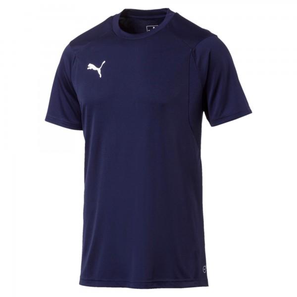 Puma LIGA Training Herren Shirt 655308 (Blau 06)