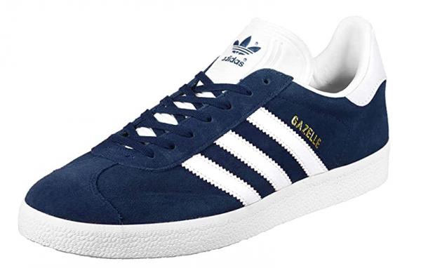 Adidas Gazelle Herren Sneaker BB5478 (Blau)