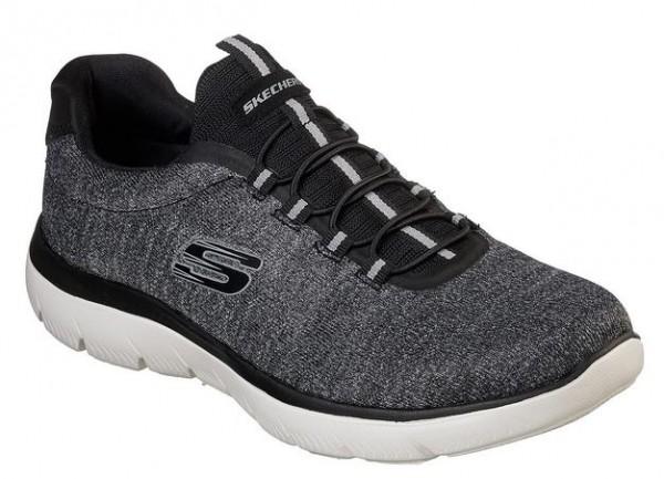 Skechers Summits-Forton Sneaker (Schwarz-BKW)