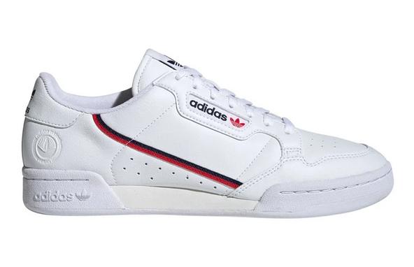 Adidas Continental 80 J Kinder Sneaker F99787 (Weiß)