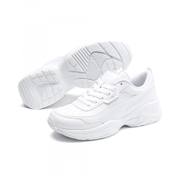 Puma Cilia Mode Damen Sneaker 371125 (Weiß 02)