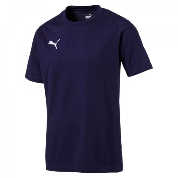 Puma LIGA Casuals Tee Herren T-Shirt 655311 (Blau 06)