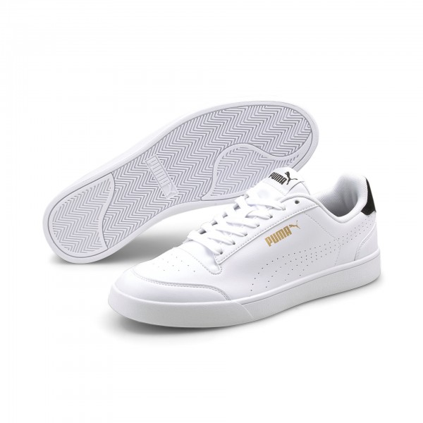 Puma Shuffle Perf Herren Sneaker 380150 (Weiß 01)