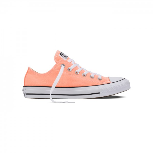 Converse Chucks Taylor All Star Low Damen Sneaker 155573c (orange)