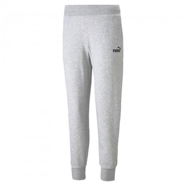 Puma Ess Sweatpants FL CL / Damen Jogginghose 586839 (Grau 04)