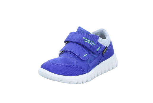 Superfit Sport7 Mini Kinder Sneaker (Blau 80)