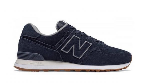 New Balance Herren Sneaker ML574EMA (Blau)