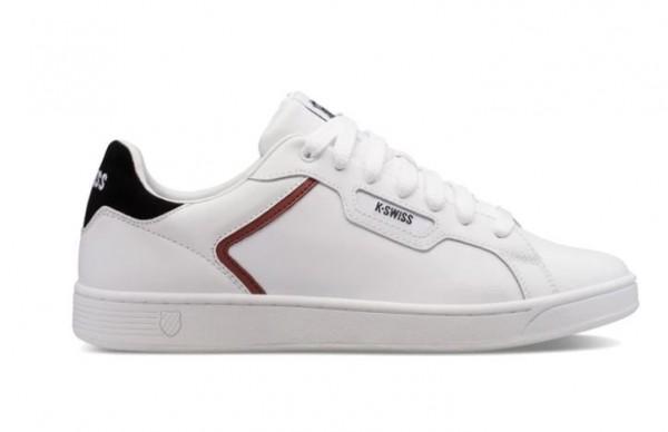 K-Swiss Clean Court II CMF Herren Sneaker 06347 (Weiß 123)