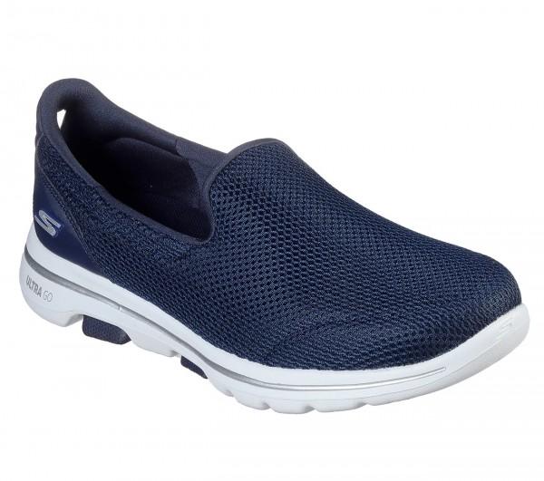 Skechers GoWalk5 Damen Sneaker 15901 (Blau-NVW)