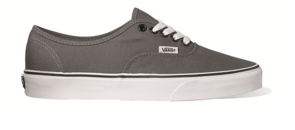 Vans U AUTHENTIC (Pewter/Black)