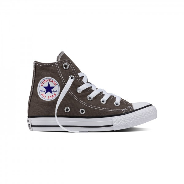 the best attitude 83eea 6d092 Converse Chucks Taylor All Star Kinder Sneaker HI 3J793(grau-Charcoal)