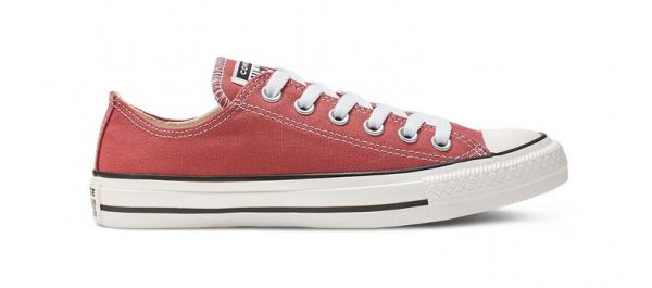 Converse Chuck Taylor All Star Low Damen Sneaker 164935C (Rot)