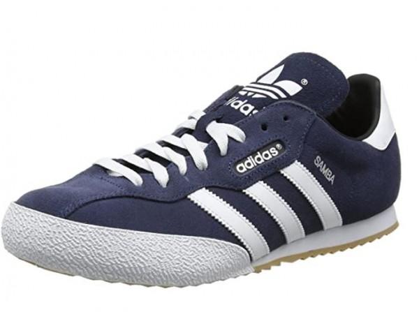 Adidas Samba Super Herren Sneaker 019332 (Blau)