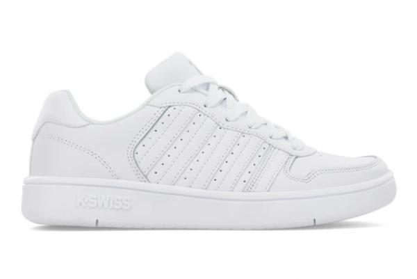 K-Swiss Court Palisades Herren Sneaker 06931 (Weiß 117)