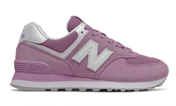 New Balance Damen Sneaker WL574OAC (Violett)