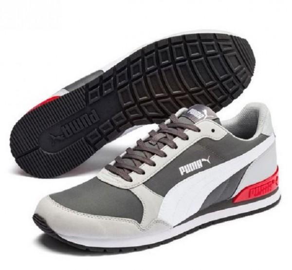 Puma ST Runner v2 NL Herren Sneaker 365278 (Grau 20)