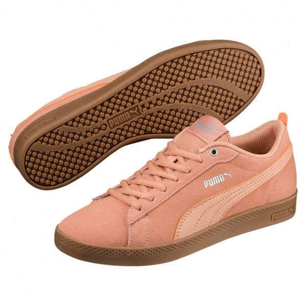 Puma Smash Wns V2 SD Damen Sneaker 365313 (pink 10)