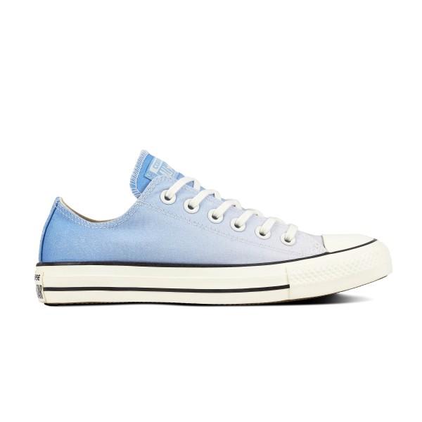 Converse CTAS Ombre Wash Low Damen Sneaker 561725C(Hellblau)
