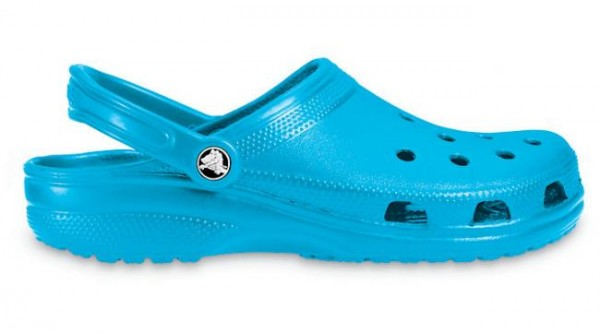 Crocs Classic Clogs (Electric Blue)