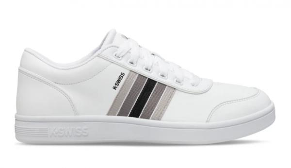 K-Swiss Court Clarkson S SE Herren Sneaker 05853 (Weiß 103)