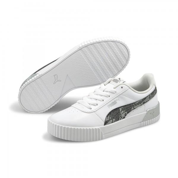 Puma Carina Untamed Damen Sneaker 375959 (Weiß 01)