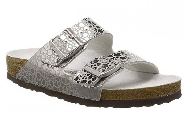 Birkenstock ARIZONA Birko-Flor normal 1011912(Grau)