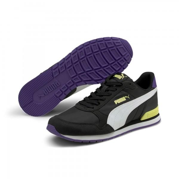 Puma ST Runner v2 NL Damen Sneaker 365278 (Schwarz 37)
