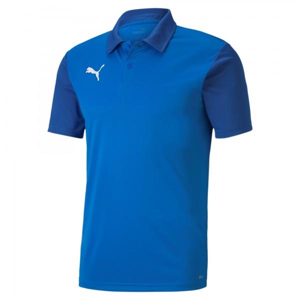 Puma TeamGOAL 23 Sideline Herren Poloshirt 656577 (Blau 02)