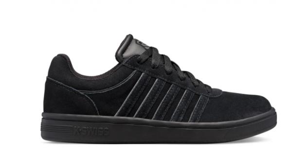 K-Swiss Court Cheswick SP SDE Damen Sneaker 96595 (Schwarz 022)