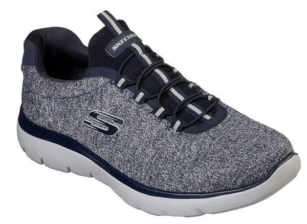 Skechers Summits-Forton Sneaker (Blau-NVY)