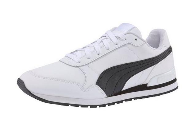 Puma ST Runner v2 Full L Herren Sneaker 365277 (Weiß 13)