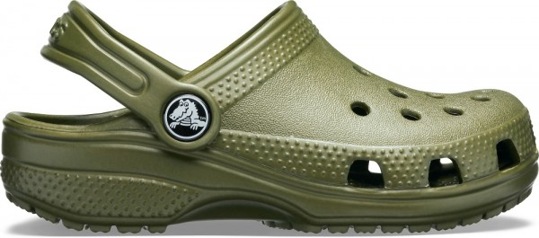 Crocs Classic Clog Kinder (Army Green)
