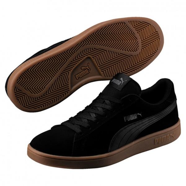 Puma Smash v2 Herren Sneaker 364989 (schwarz 15)