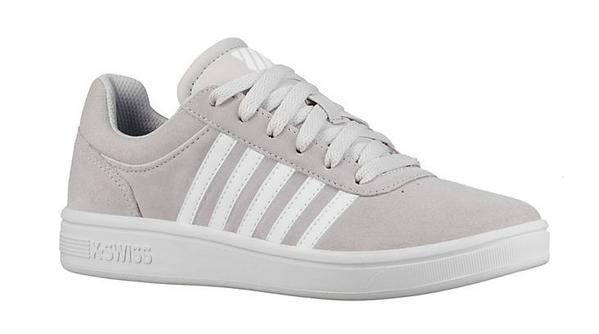 K-Swiss Court Cheswick Damen Sneaker (Lila 561)