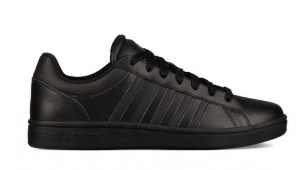 K-Swiss Court Winston Damen Sneaker 96154 (Schwarz 010)