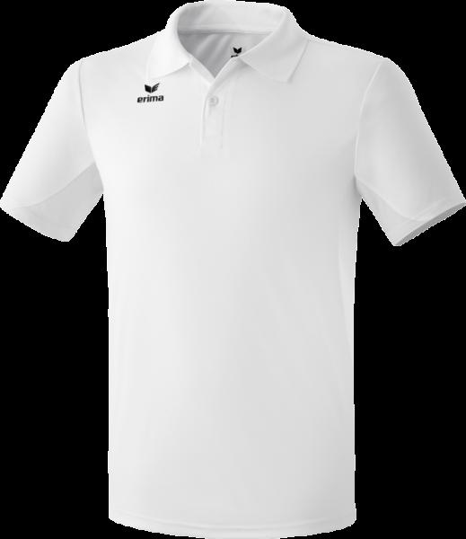 Erima Functional Herren Polo T-Shirt 211341 (Weiß)