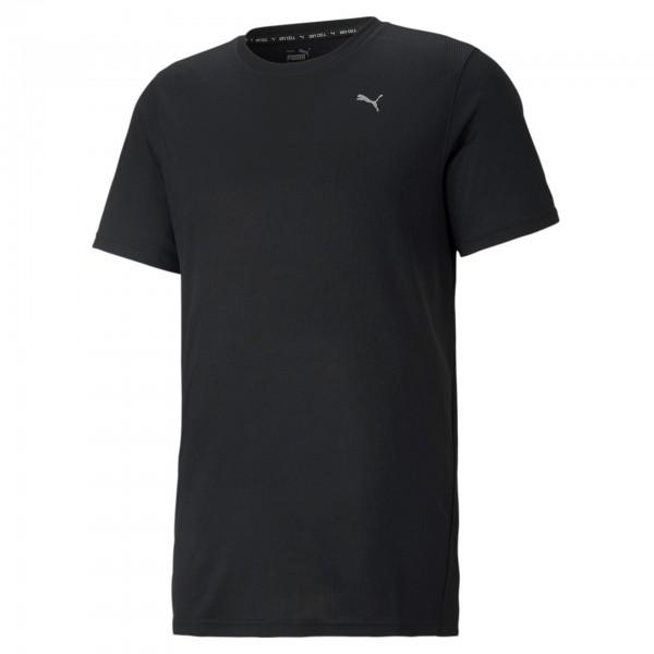 Puma Performance SS Tee Herren T-Shirt 520314 (Schwarz 01)