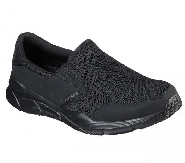 Skechers Relaxed Fit: Equalizer 4.0 - Persisting Herren Sneaker 232017 (Schwarz-BBK)