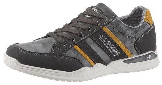 Dockers Herren Sneaker 44MM002-600 (Grau 220)