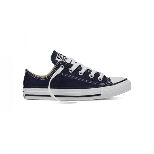 Converse Chucks Taylor All Star Low Kinder Sneaker 3J237 (Blau)