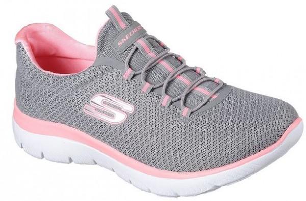 Skechers Summits Damen Sneaker 12980 (Grau-GYPK)