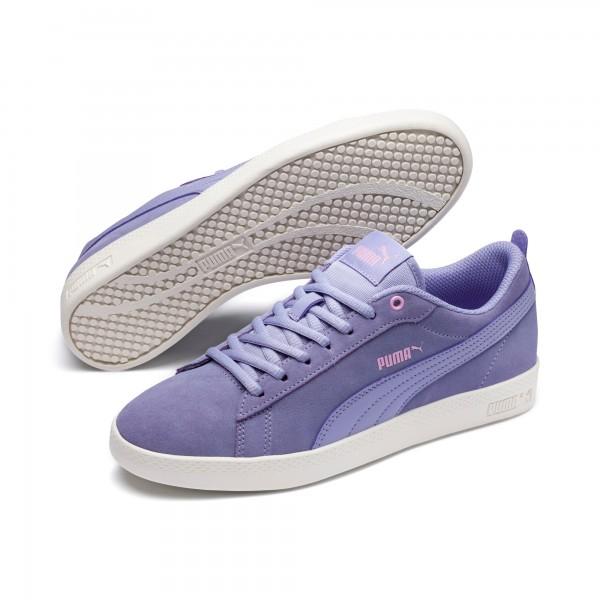 Puma Smash Wns v2 SD 365313 (Lavender-White 13)