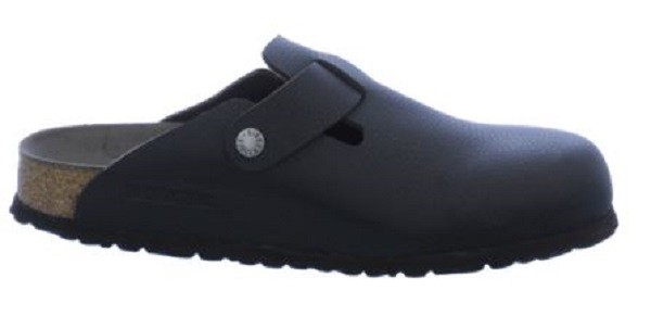 Birkenstock Boston SFB Clogs schmal 1014847 (Braun)