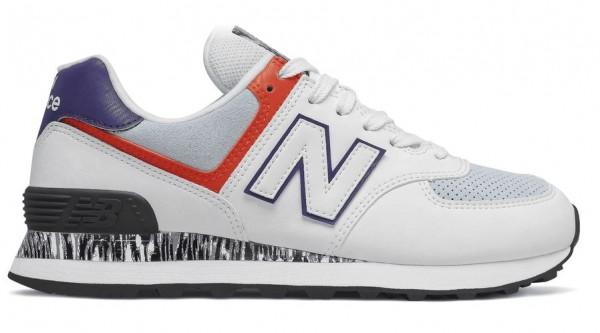 New Balance Damen Sneaker WL574CS2 (Weiß)