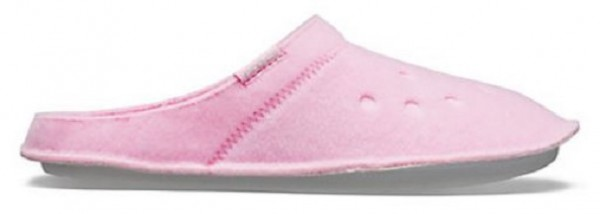 Crocs Classic Slipper Damen Hausschuhe(Pink Lemonade)